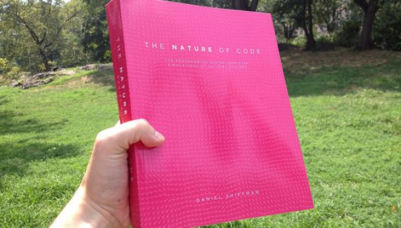 Nature of Code Book