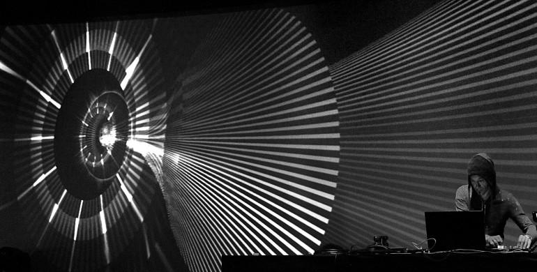 Paul Prudence performing 'Cyclotone'