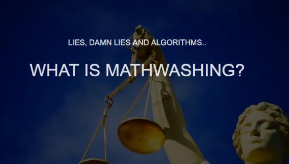 mathwashing